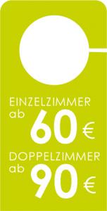 Einzelzimmer ab 60 Euro - Doppelzimmer ab 90 Euro | Hotel Eikamper Höhe